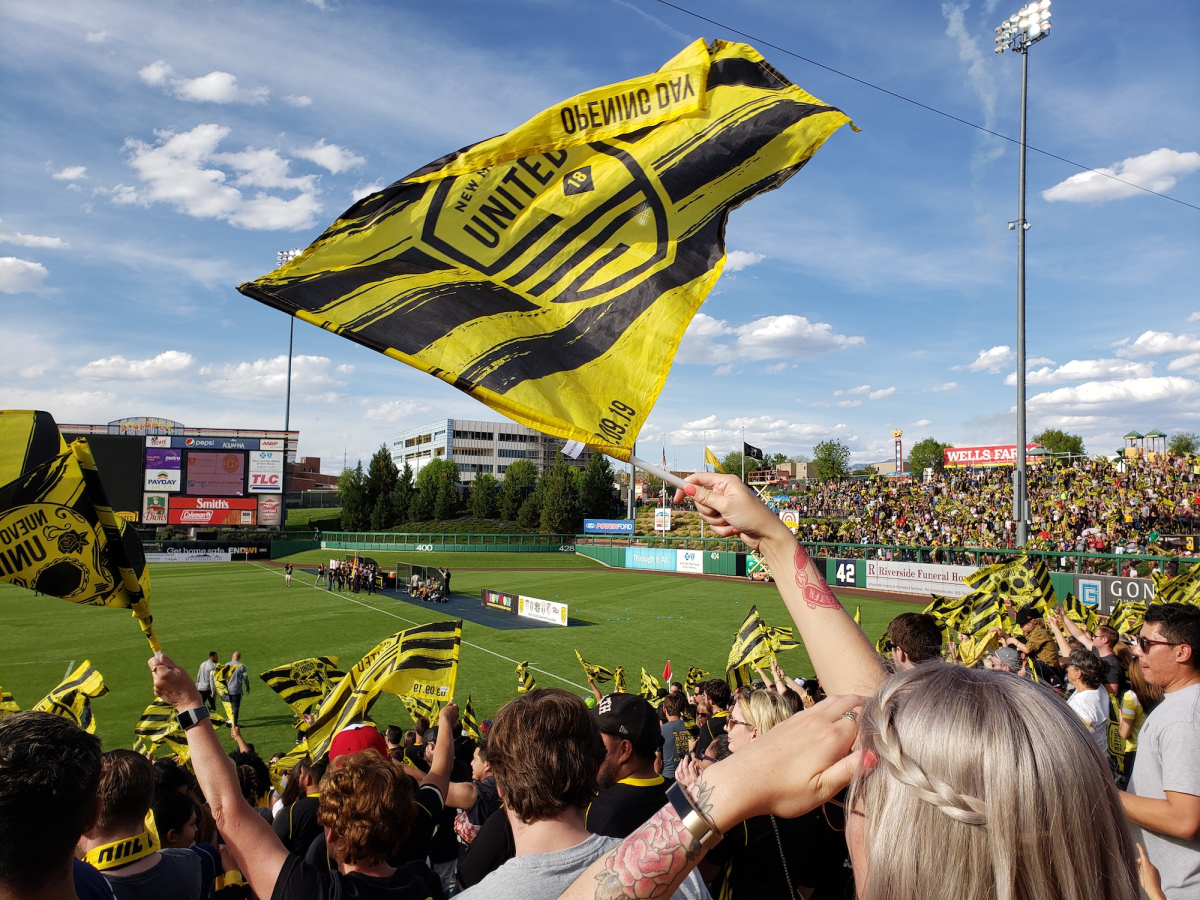Rounding up all the breweries and taprooms showing NM United away games